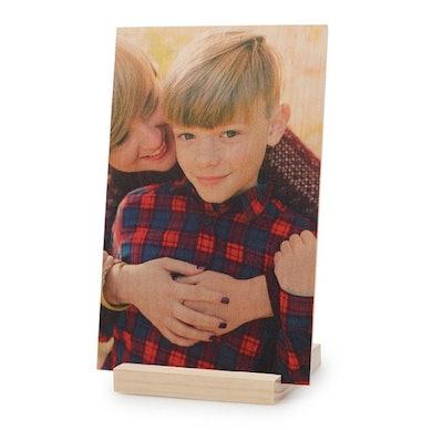 Custom Wooden Photo Print