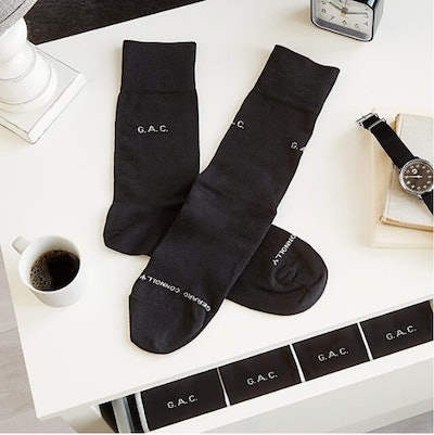 Personalized Socks- Set of 5 Pairs