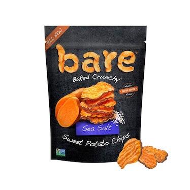 Sea Salt Sweet Potato Chips