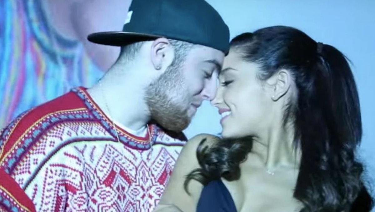 Ariana grande hat sex