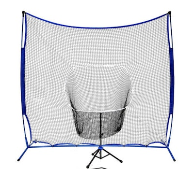 Powerstroke Baseball Hitting Net System