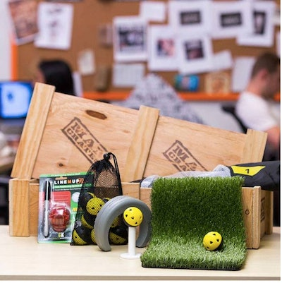 Office Golf Crate