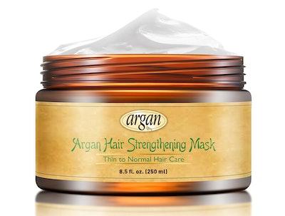 H.Y. Vitamins Argan Hair Strengthening Mask