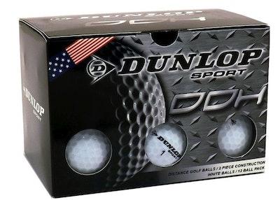 Dunlop DDH Golf Balls