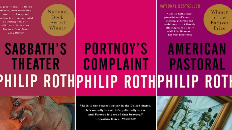 13 Quotes By Philip Roth That Prove His Work Will Live On For