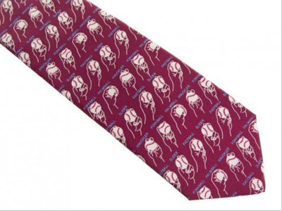 Silk Neckties by Josh Bach