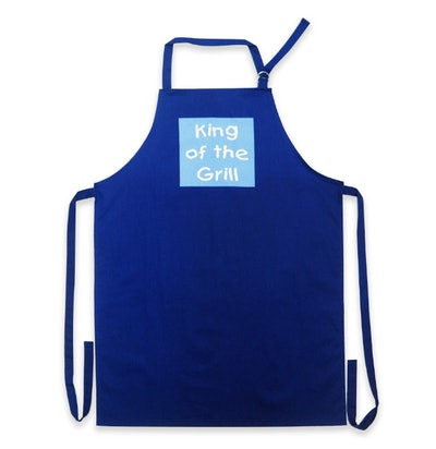 """""""King Of The Grill"""" Apron"""