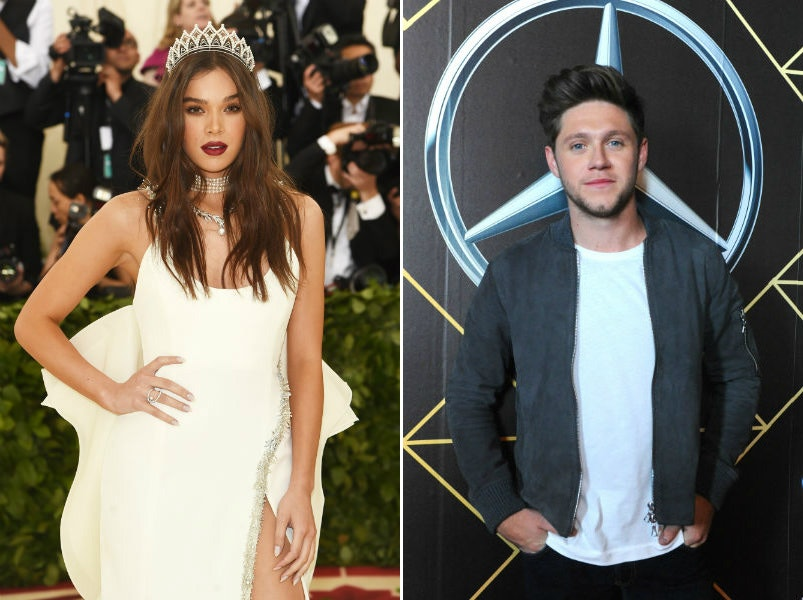 Who is niall horan dating right now in 2018