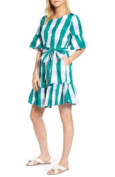 Ruffle & Bow Dress