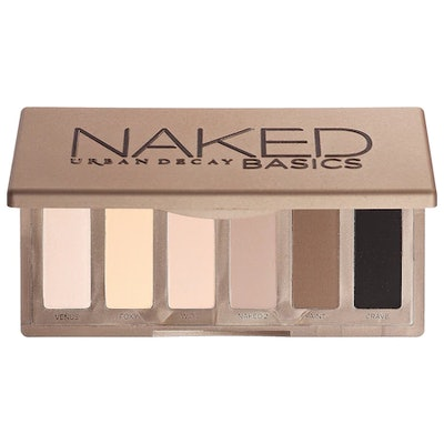 Naked Basics Eyeshadow Palette