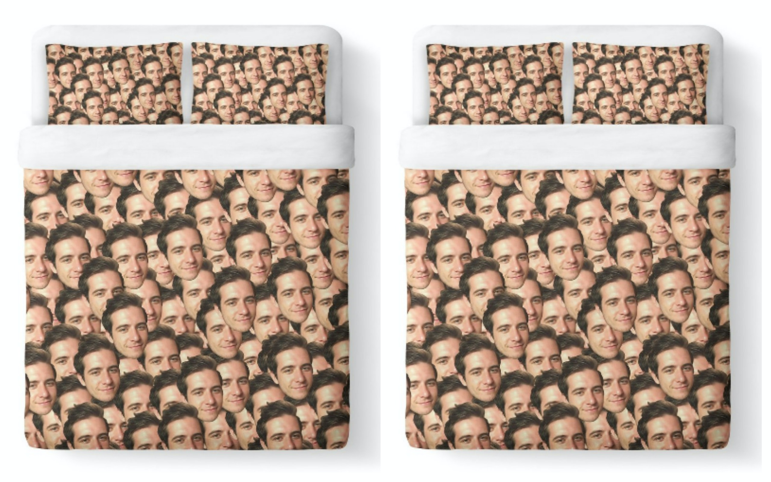 These Personalized Face Bed Sheets Are The Extremely Extra Way To Keep Your  BFF With You While You Sleep