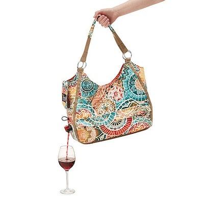 Wine Dispensing Tote