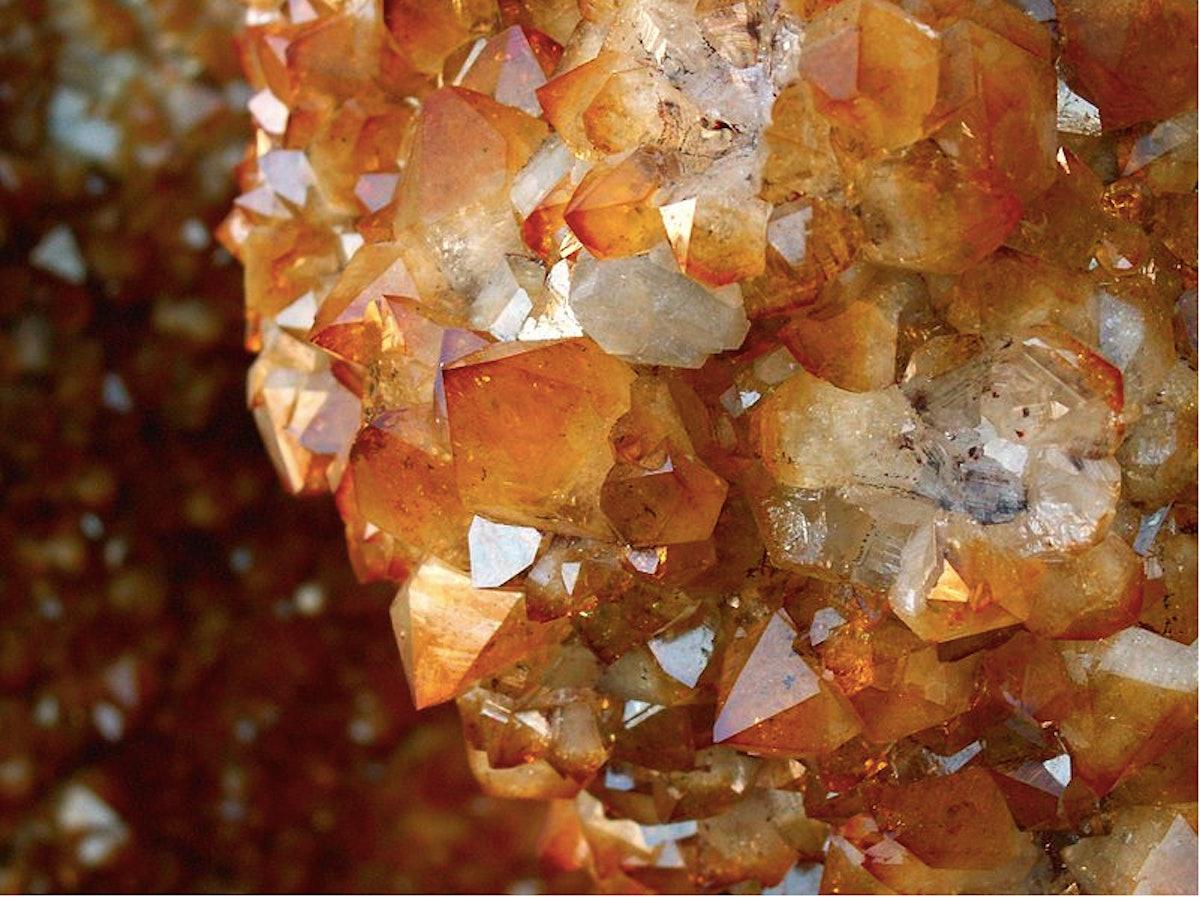 Raw Citrine Crystal