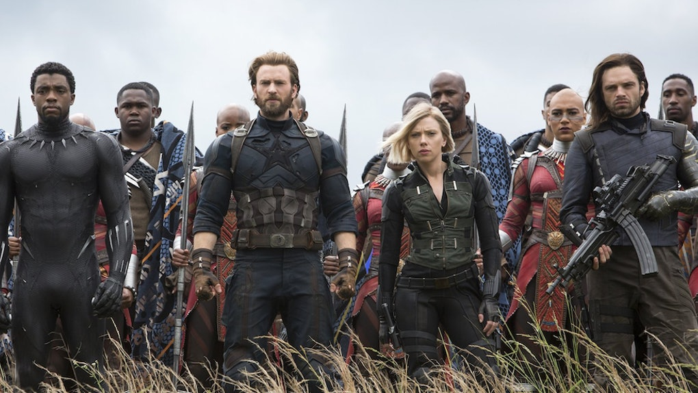 Captain America Black Widow Are Going To Be Big Parts Of