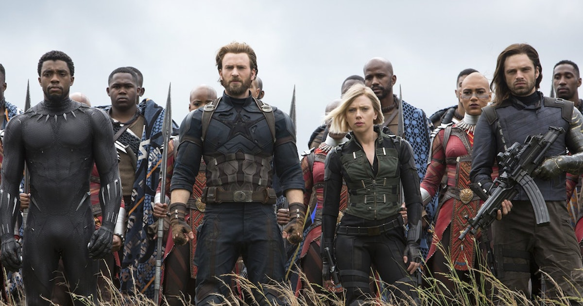 Captain America & Black Widow Are Going To Be Big Parts Of 'Avengers 4,' Say The Writers