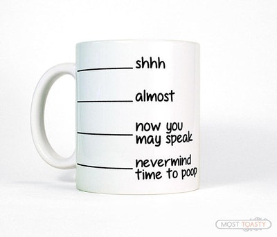 Funny Mug from Most Toasty Goods