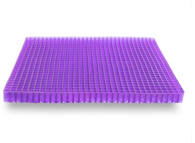 Portable Purple Cushion