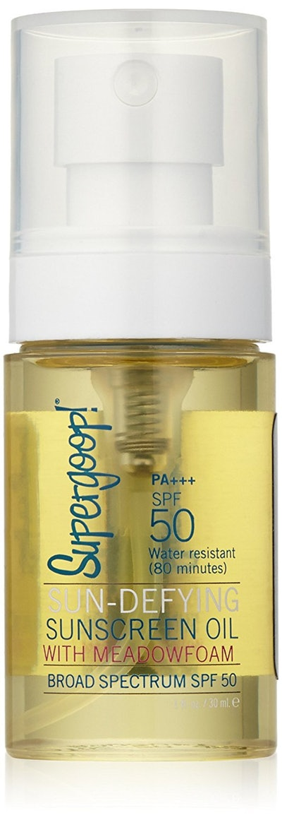 Supergoop! Sunscreen Oil