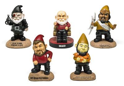 'Star Trek: The Next Generation' Garden Gnomes