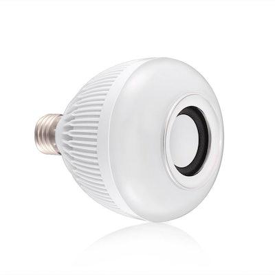 ICOCO Bluetooth Smart Speaker Bulb