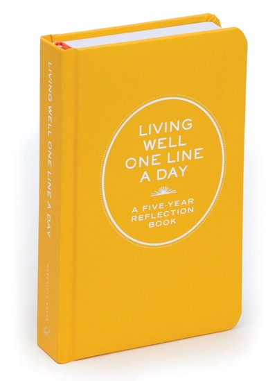 Living Well One Line A Day