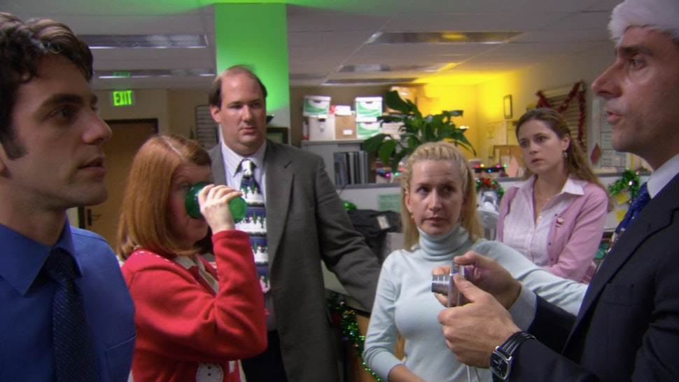 Here's The Character From 'The Office' You Are, Based On