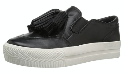 The Fix, Women's Jasper Slip-on Tassel Fringe Fashion Sneaker