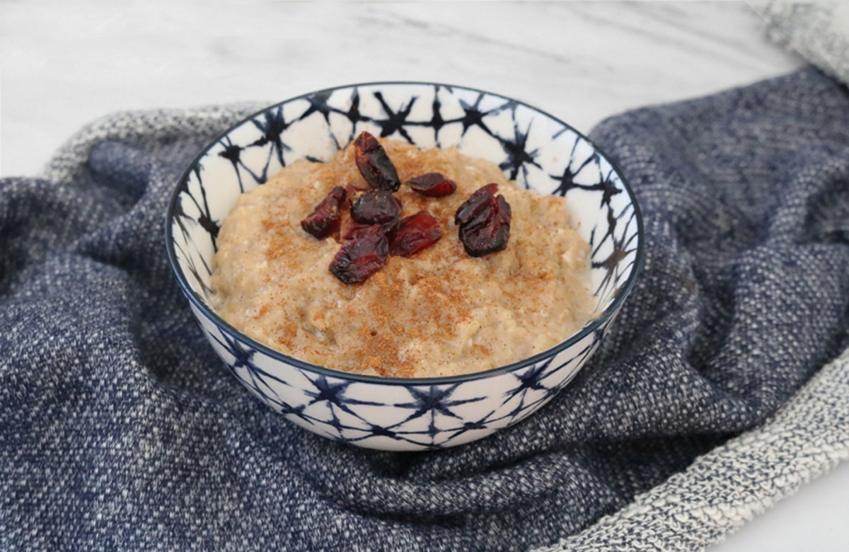 This Rice Pudding Recipe For One Person Makes It Easy To Treat Yourself Every Day