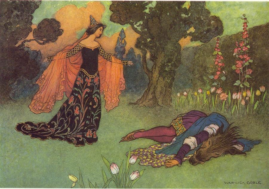10 Fairy Tale Princesses Whose Stories Are Way More Hardcore Than