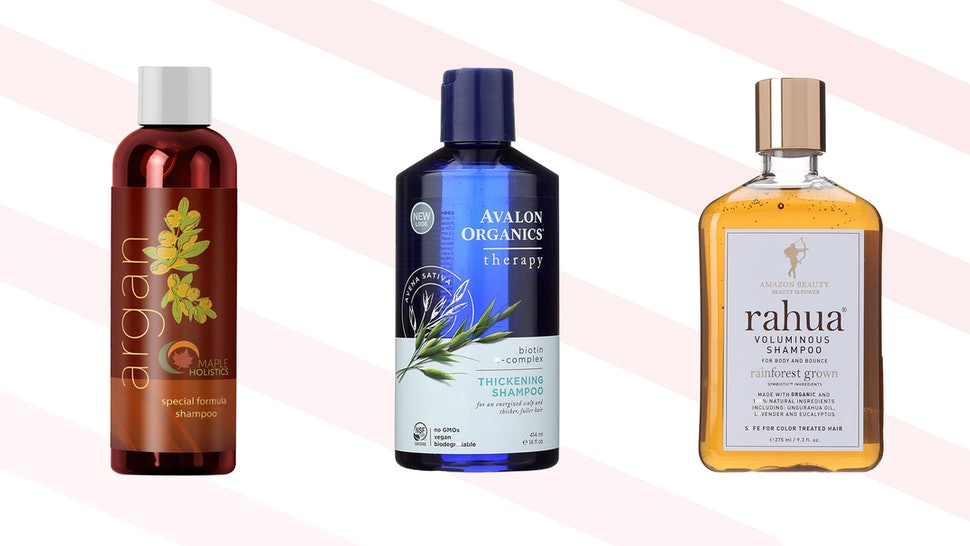 The 4 Best Organic Shampoos For Fine Hair