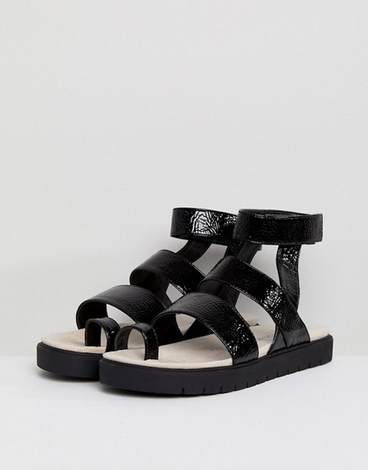Monki Strap Detail Sandal