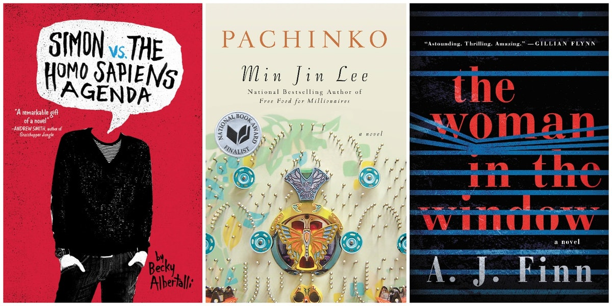 The 24 Most Popular Book Club Picks This Month, According To Goodreads