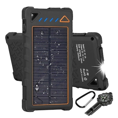 HOBEST Outdoor Solar Charger