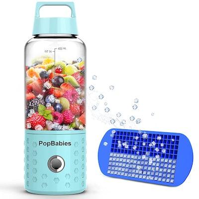 PopBabies Portable Smoothie Blender