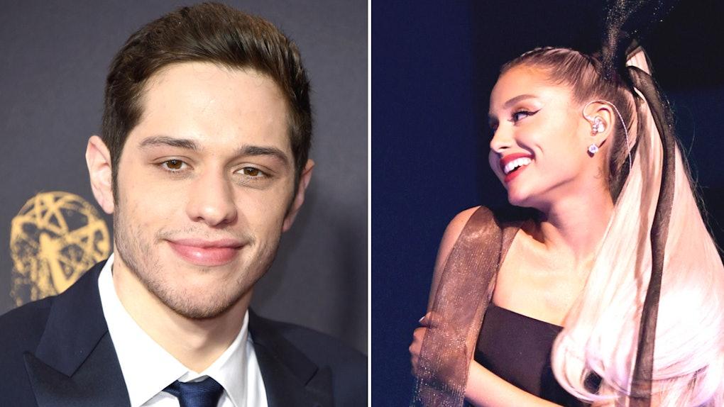 joka on Ariana Grande dating