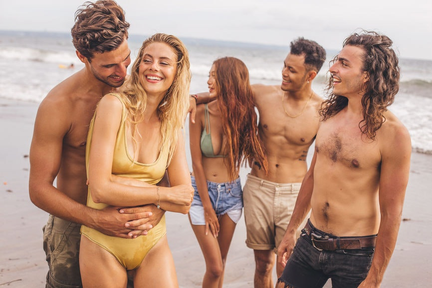 What to do when your hookup someone