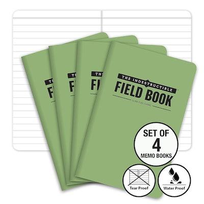 Elan Publishing Company Indestructible Field Notebook