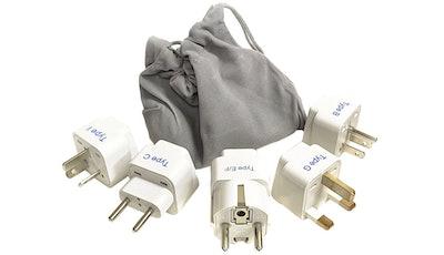Ceptics International Adapter Plug Set