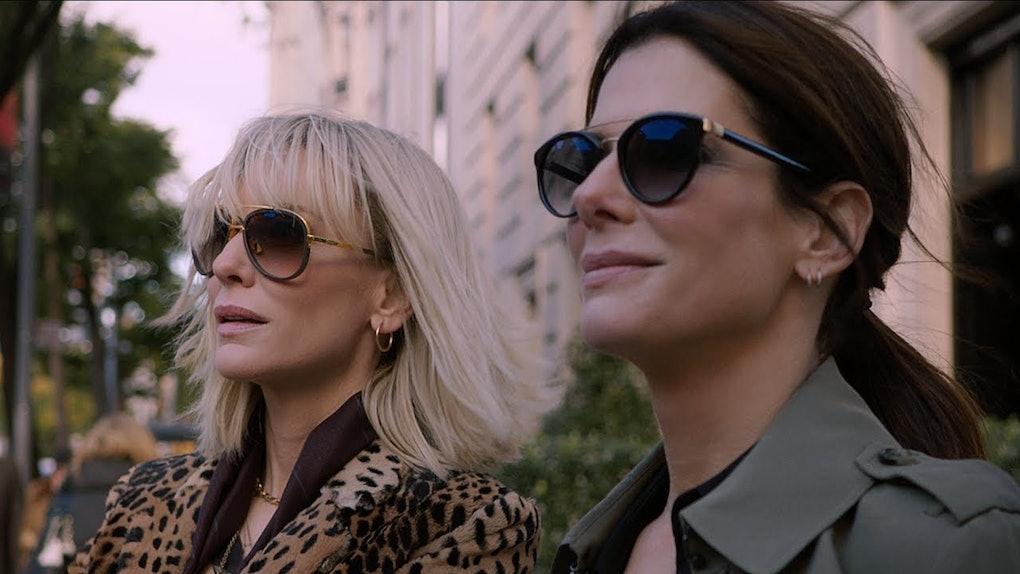 Who Is Debbie Ocean? Sandra Bullock's 'Ocean's 8' Character