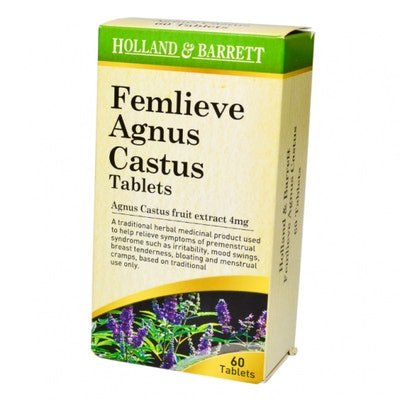 Femlieve Agnus Castus Tablets