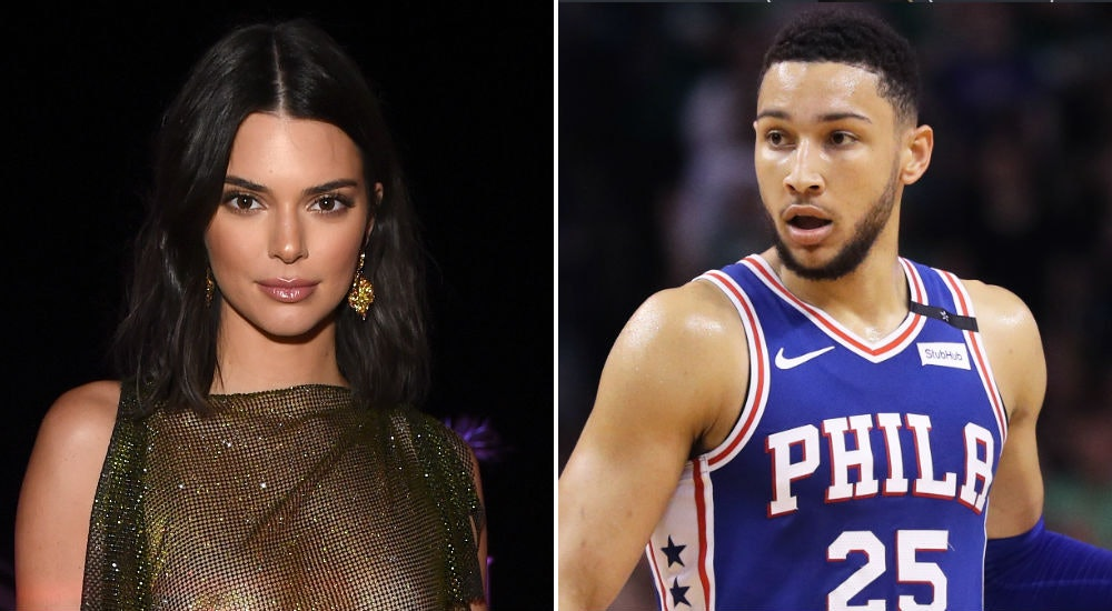 which kardashian is dating a basketball player
