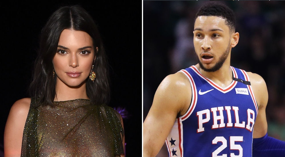 Who is kendall jenner dating in Australia