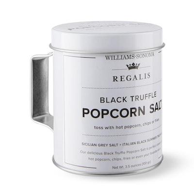 Regalis Black Truffle Popcorn Salt