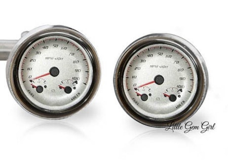 Classic Car Hot Rod Cufflinks