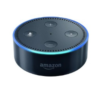 Echo Dot (2nd Generation) Smart Speaker With Alexa