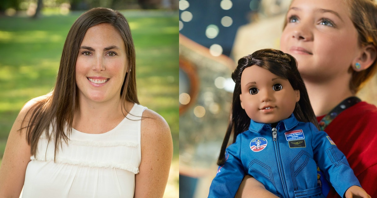 American Girl's 'Luciana' Author Is Proof That Persistence In Your Dreams Pays Off