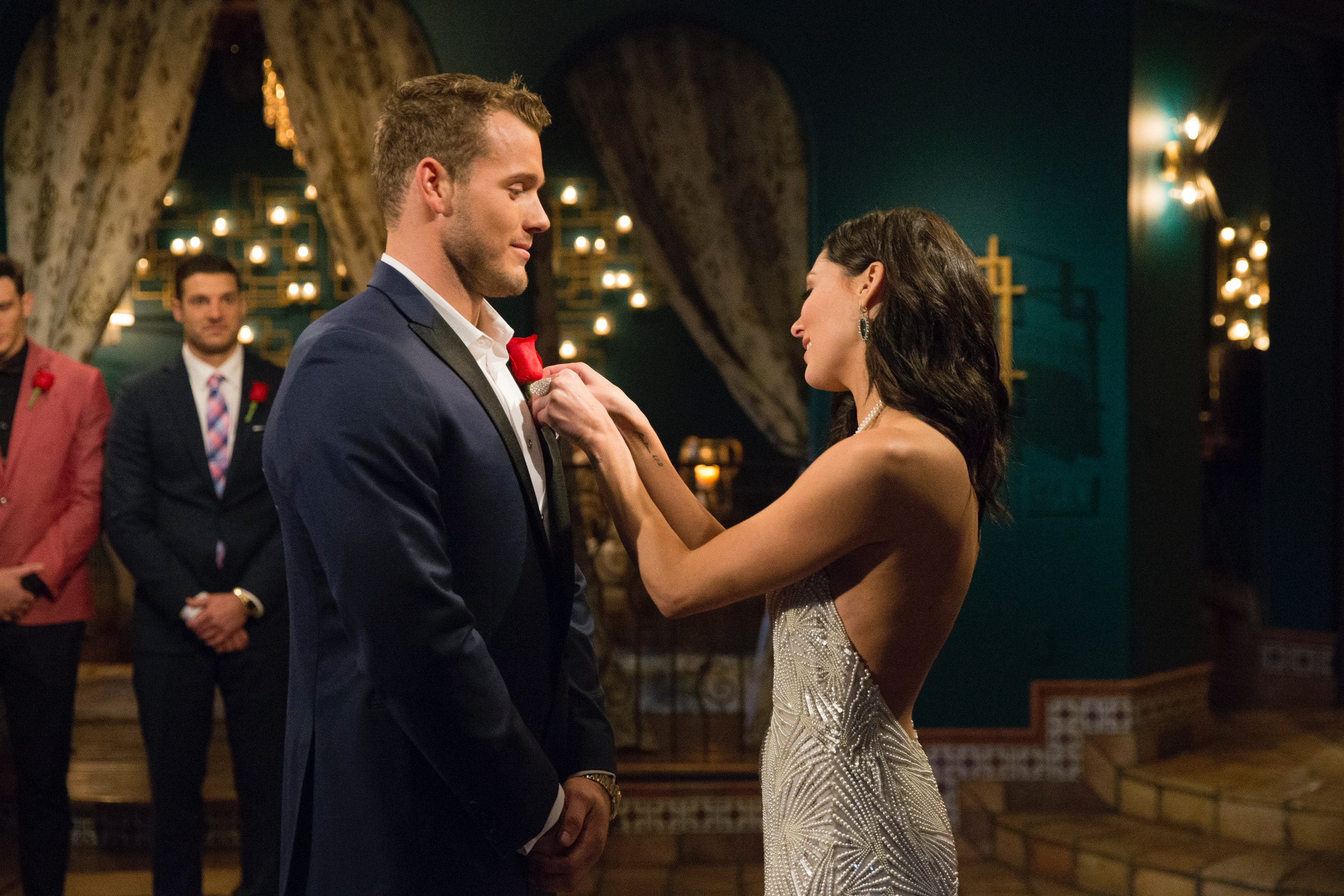 Who is the bachelorette hookup now