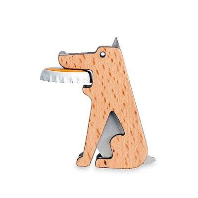 Kikkerland Design Dog Bottle Opener