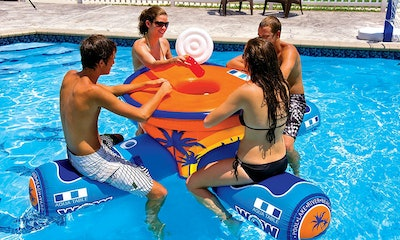 WOW Sports, Inflatable Floating Picnic Table
