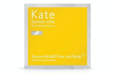 Kate Somerville Somerville360 Face And Body Self-Tanning Towelettes